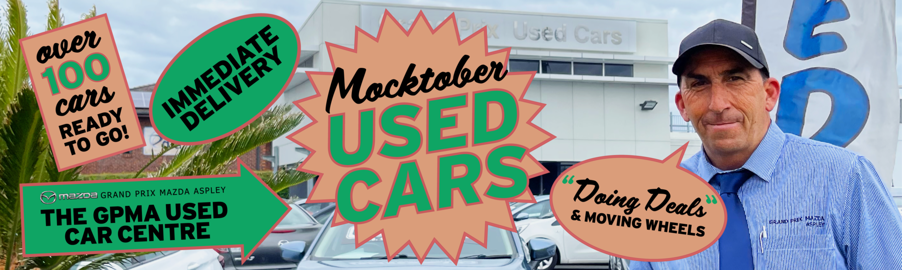Mocktober Used Car Centre with Immediate Delivery