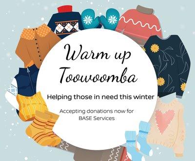 Warm Up Toowoomba image