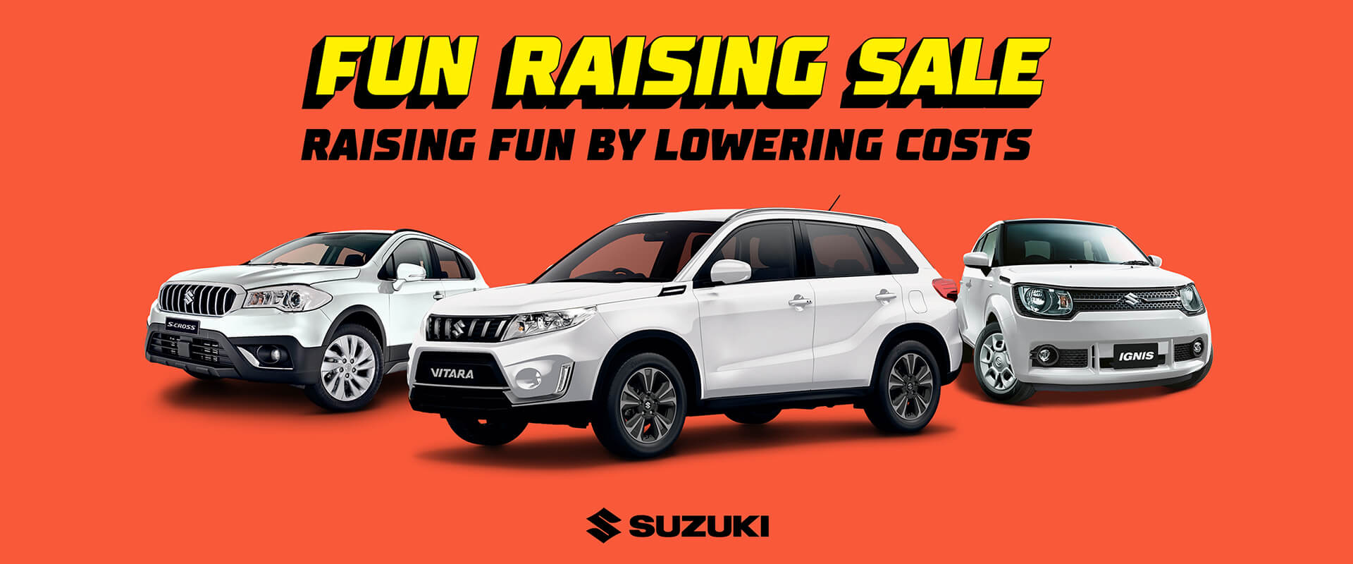 Fun Raising Sale