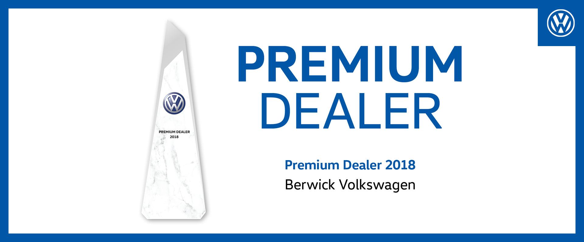 Berwick Volkswagen - Premium Dealer
