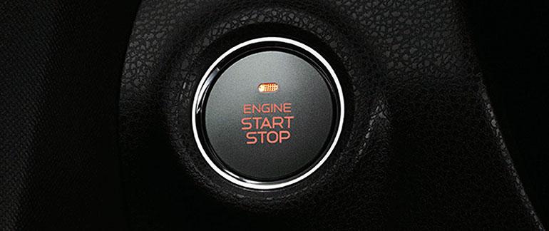 Passive Entry & Start System