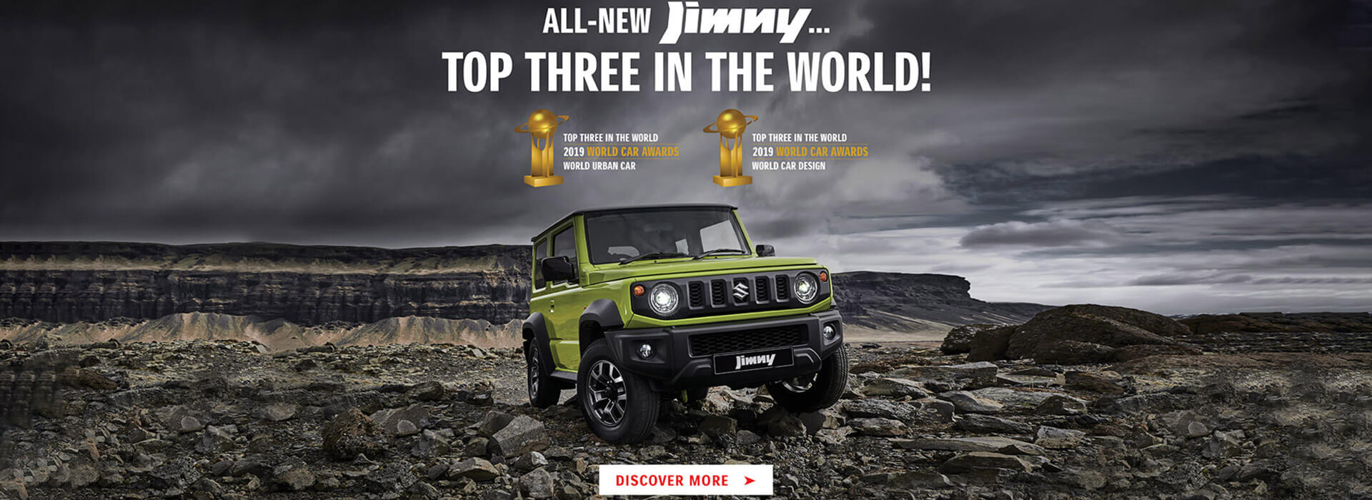 All New Jimny Video