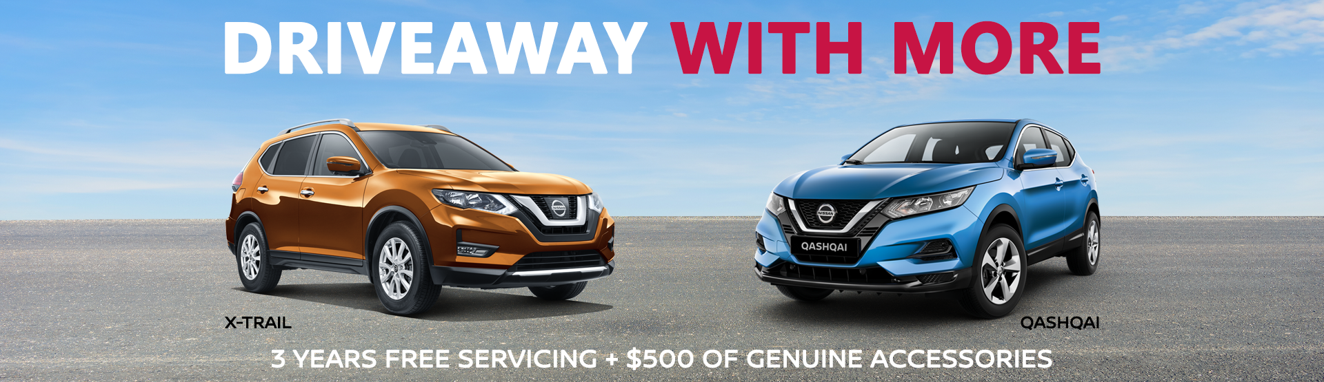 North Jacklin Nissan Local Offers