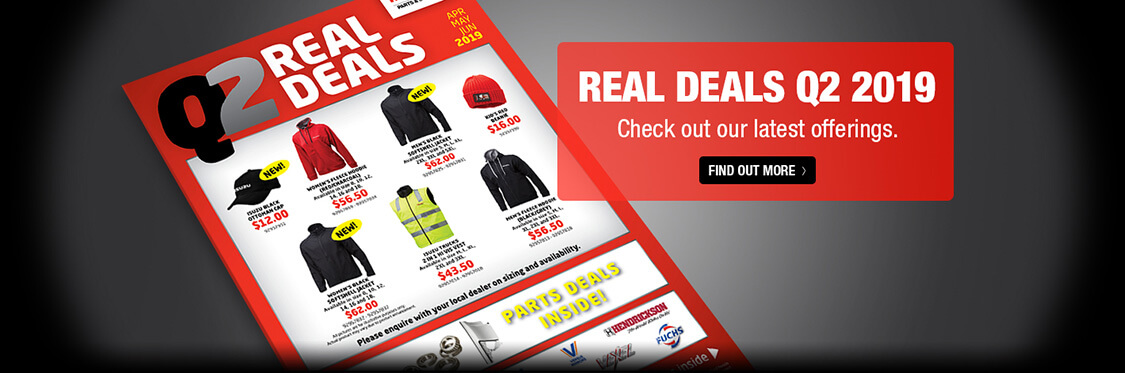 Isuzu Trucks Real Deals