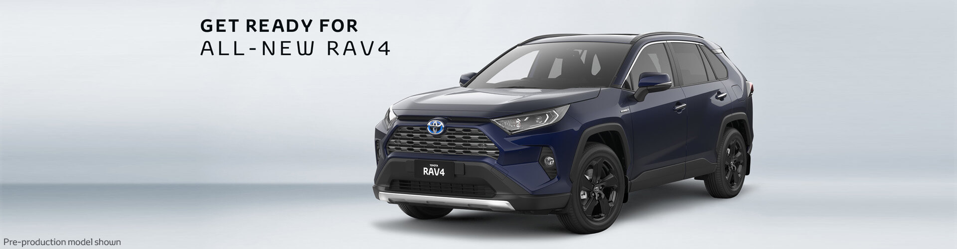 All-New Toyota RAV4