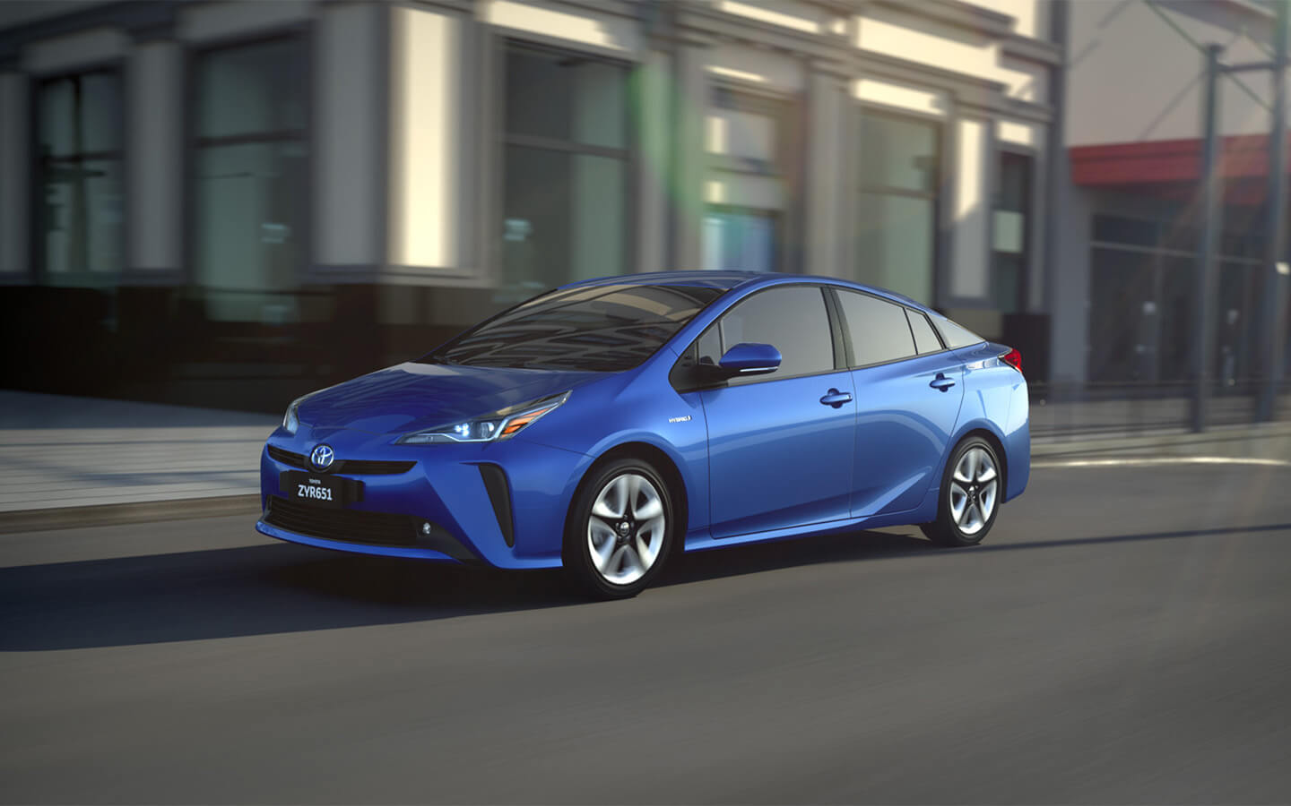 Toyota Prius We've got you covered