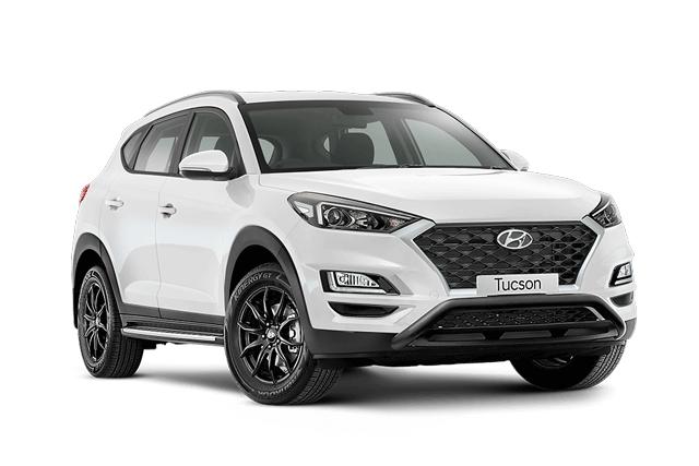 Hyundai Tuscon Style
