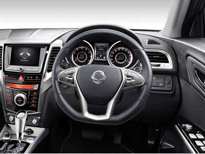 Book a Service online today at Thompson SsangYong.