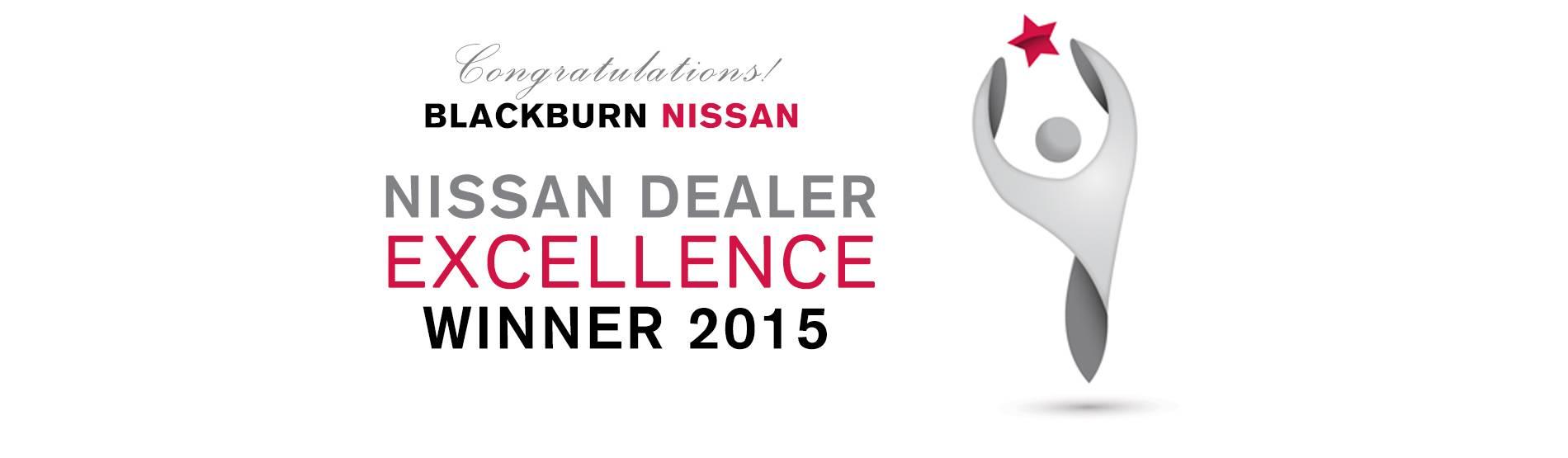 Blackburn Nissan Excellence