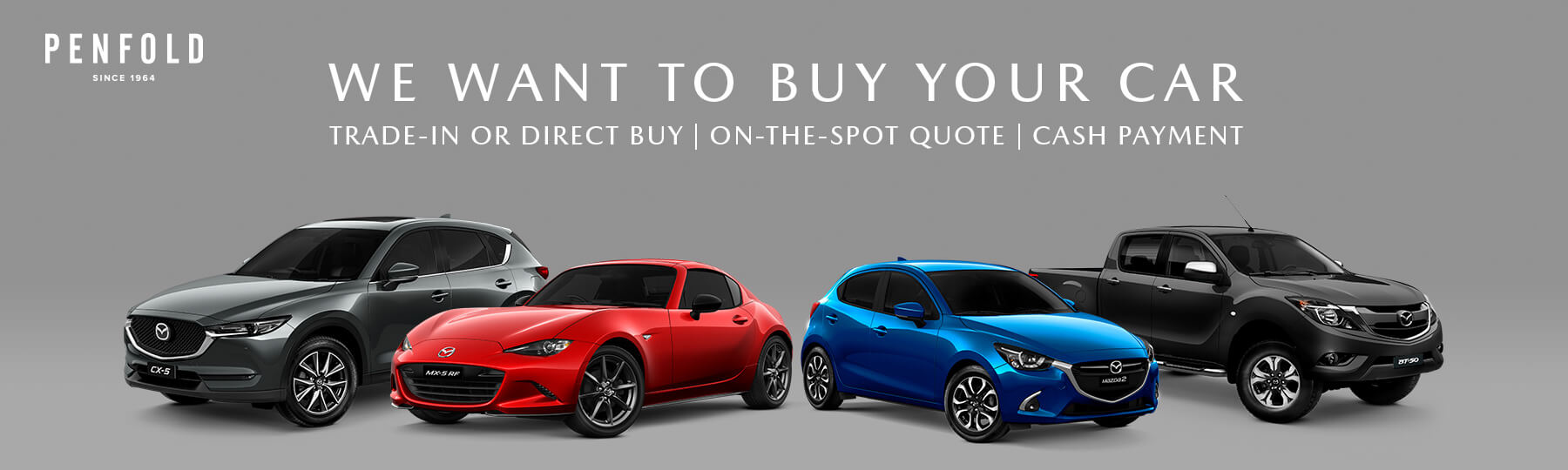 Penfold Mazda - Buy Your Car