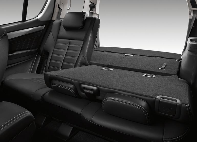 Split/fold Seats