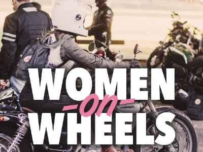 Women on Wheels image