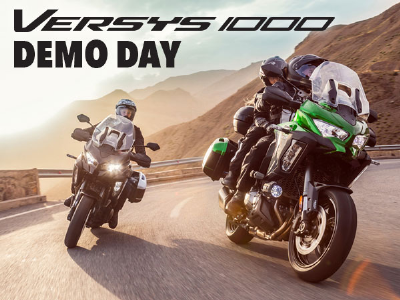 Versys 1000 Demo Day image