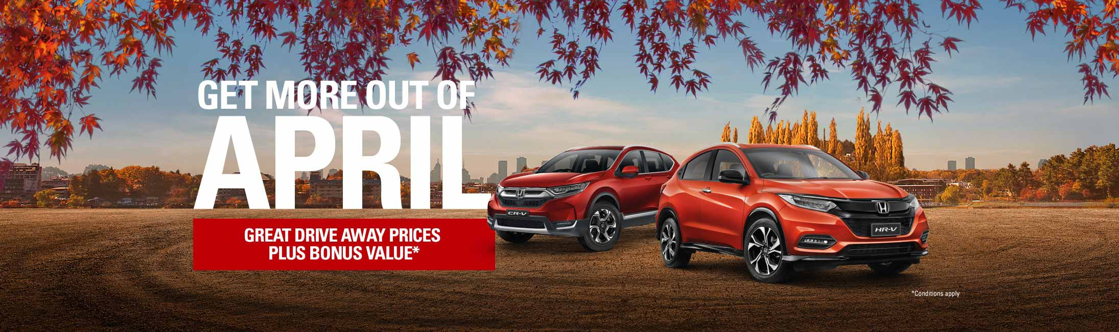 Honda Latest Offers