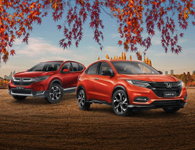 Hurry in for a great deal at Trivett Honda Parramatta