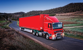 CF85 Truck