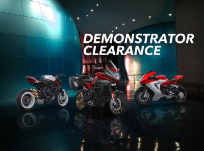 Demonstrator Clearance image