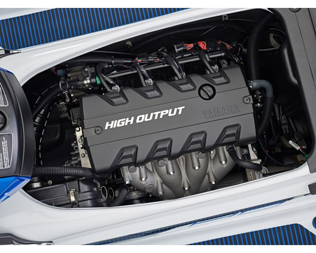 1.8 Litre High Output Engine