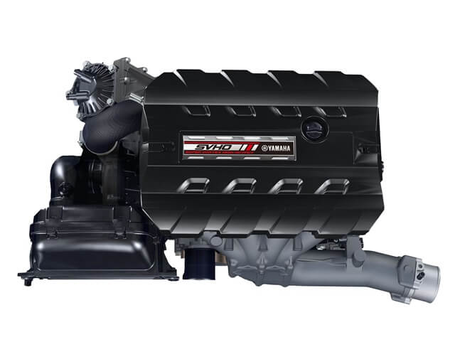 1.8 Litre Supercharged Engine