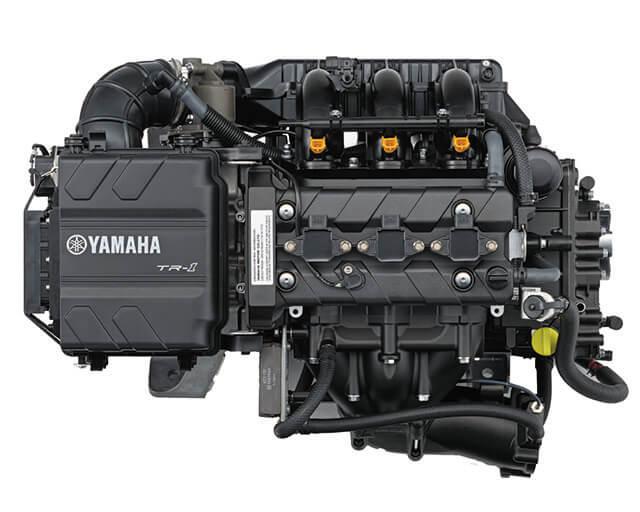 TR1 High Output Engine