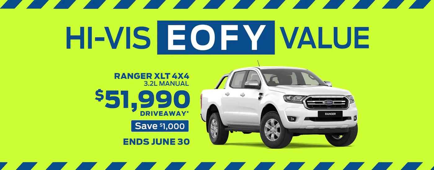 Hi Vis EOFY Sale