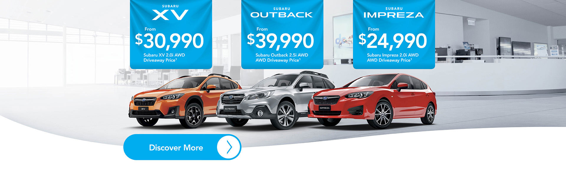 Subaru Dealer Latest Offers
