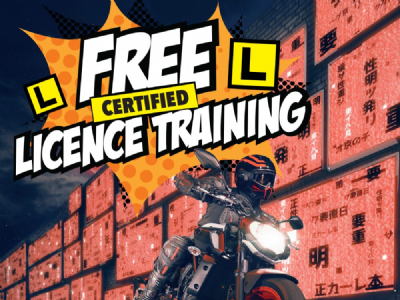 Free License Training image