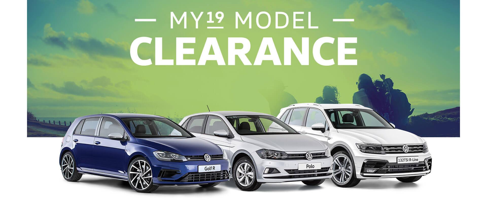 Volkswagen EOFY Offer