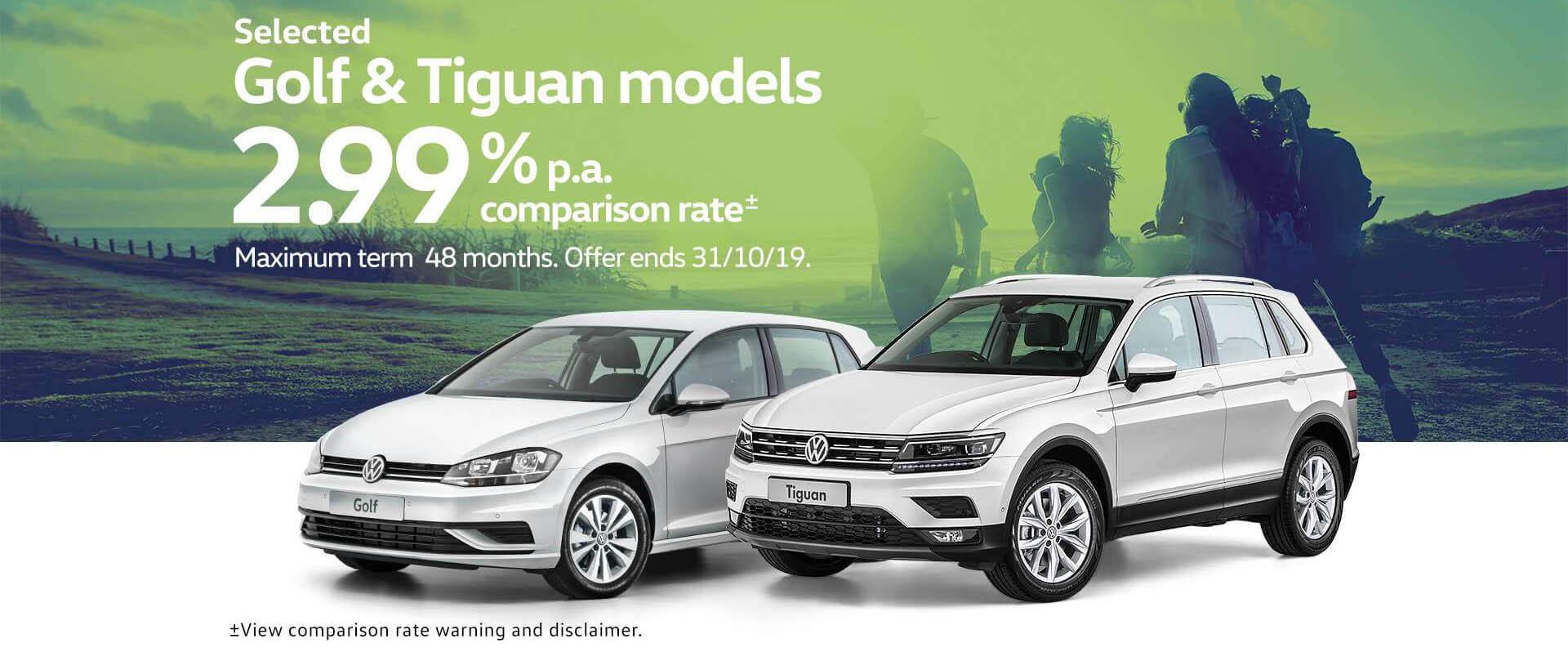 Volkswagen Passenger Offer