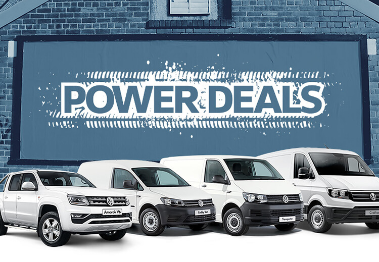 EOFY Deals on selected Volkswagen Commercial Vehicles at Mandurah Volkswagen, Mandurah WA.