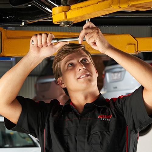 Broome Isuzu UTE has access to every spare part you will ever need for your Isuzu D-MAX or MU-X.
