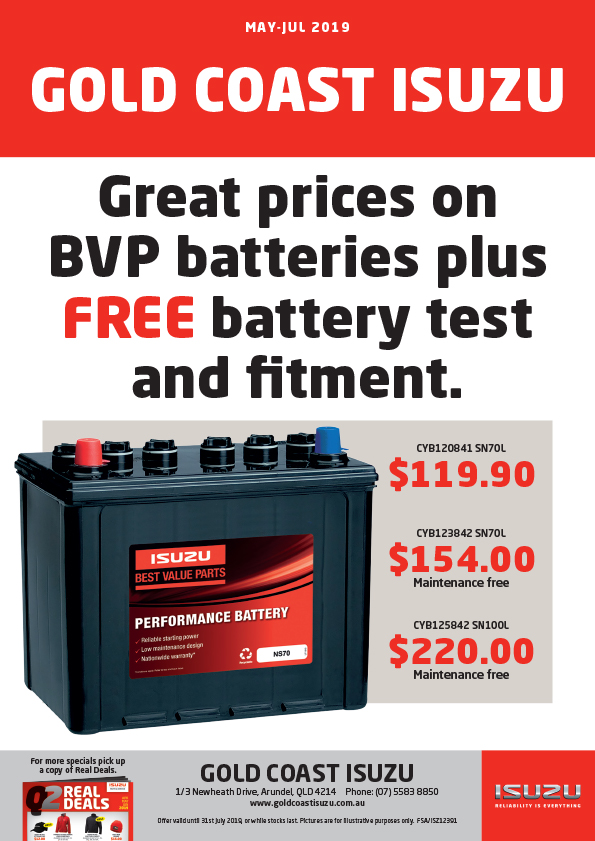 Great Prices on BVP Batteries