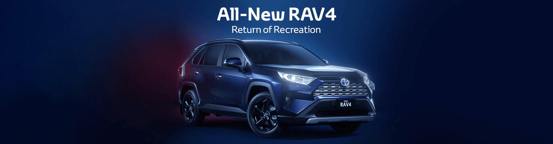 All New RAV4