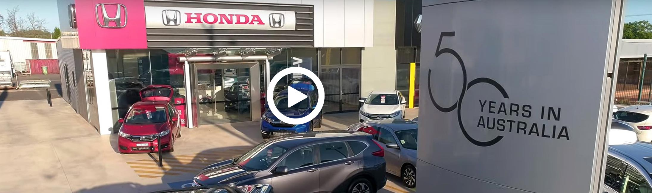 Golden West Honda