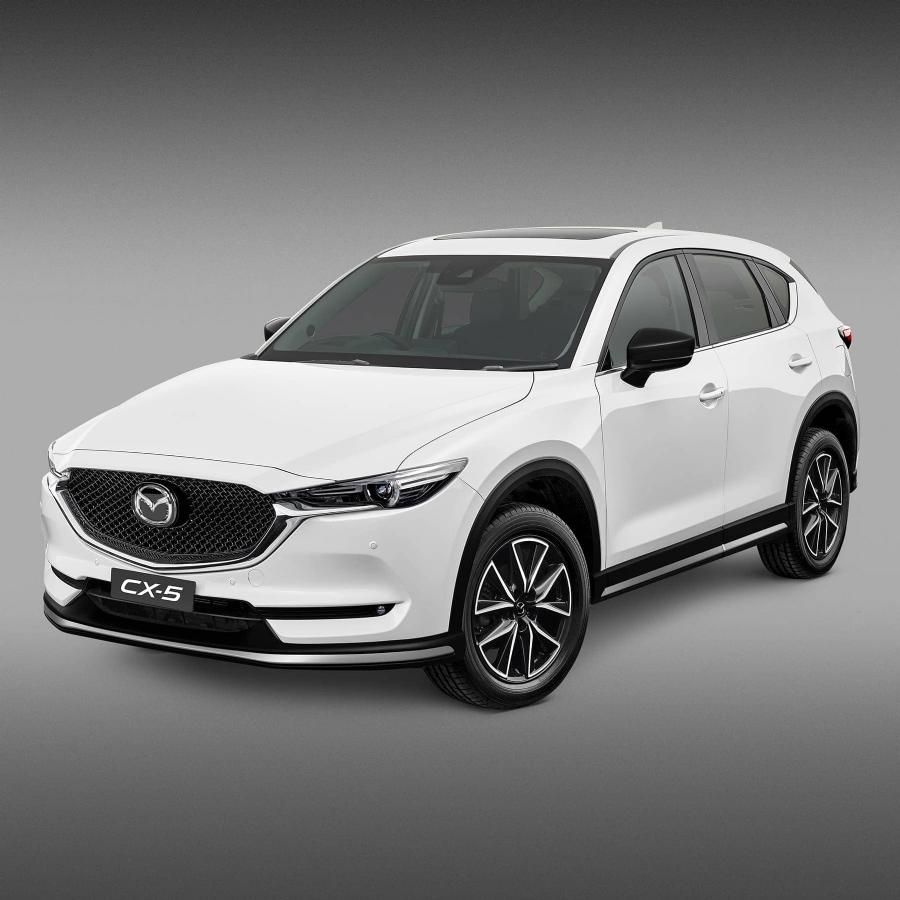2019 Mazda Cx 5 Roof Rack - Mazda CX 5 2019