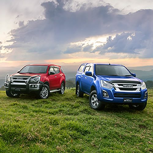 View the latest details on the D-Max Tour Mate and the MU-X Tour Mate at Hill Fitzsimmons Isuzu UTE.