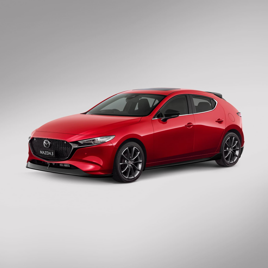 New Mazda 3 Hatch For Sale Melbourne, VIC,