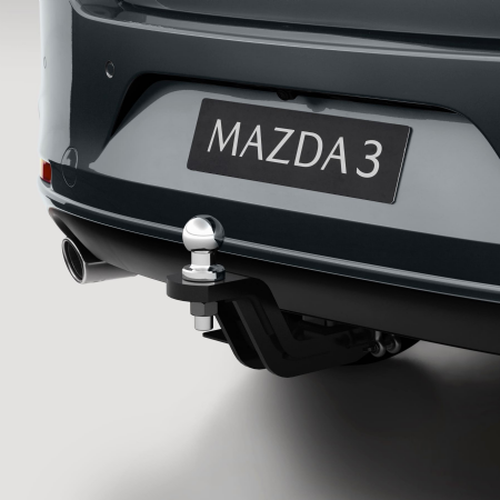 mazda3 hatch tow bar