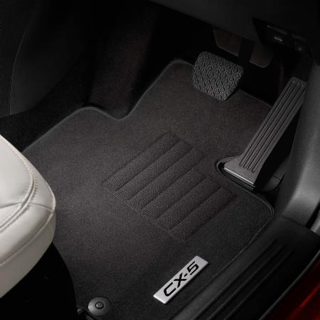 cx-5 accessory carpet floor mat
