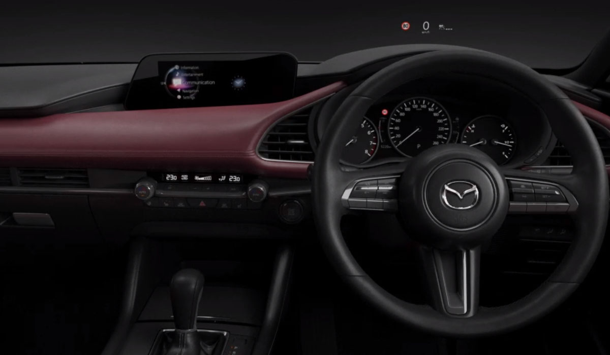 mazda3 drive you need to feel