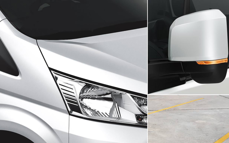 Toyota HiAce Design
