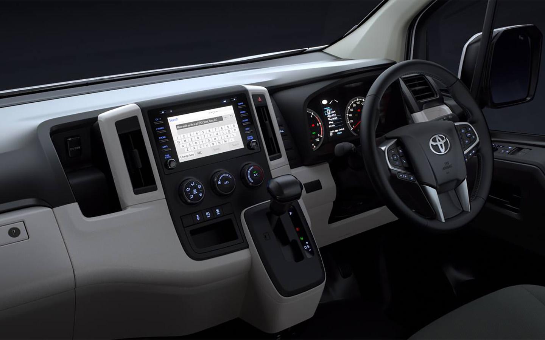 Frankston Toyota - HiAce