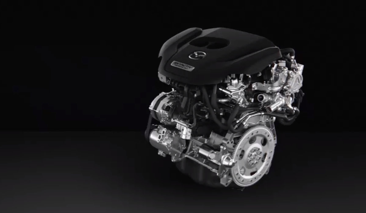 cx-5 new turbo engine