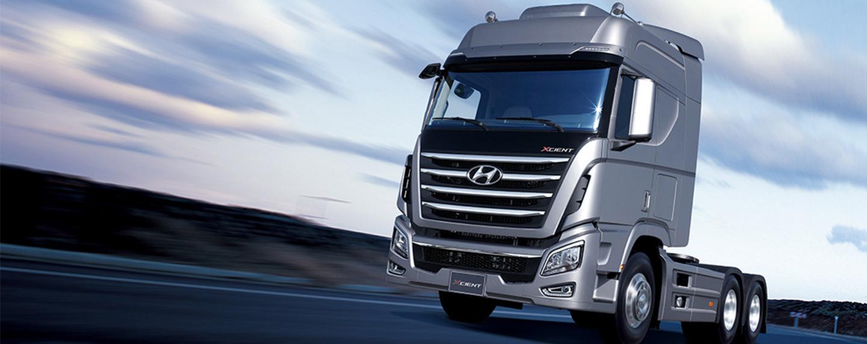 Hyundai Xcient Arriving 2019
