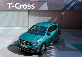 Volkswagen T-Cross - Looks the part. Plays the part