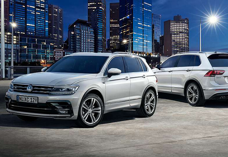 Tiguan 132TSI R-Line Edition - Looks the part. Plays the part
