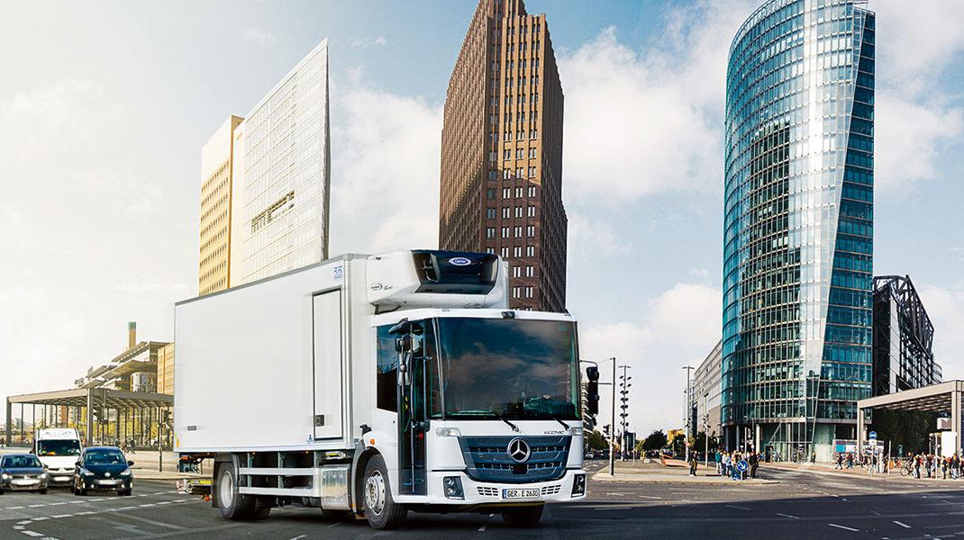 Mercedes-Benz Trucks - Econic