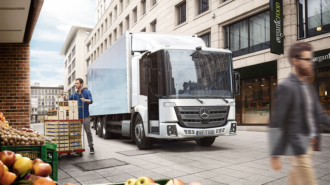 Mercedes-Benz Trucks - Econic