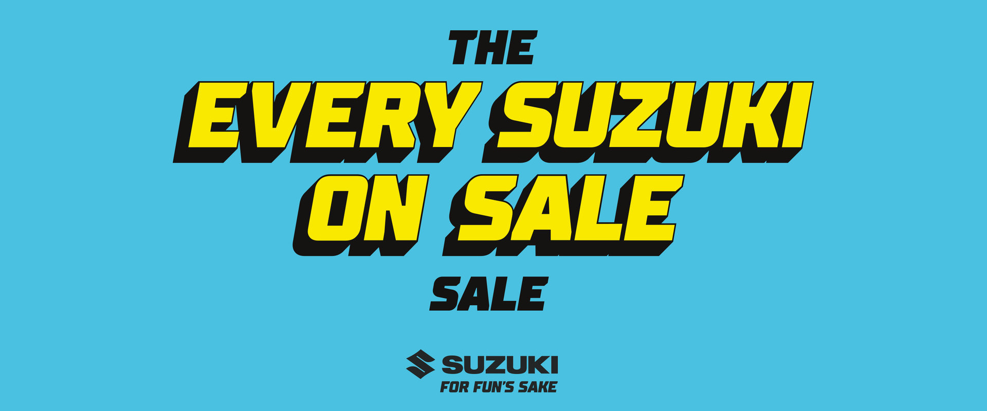 Suzuki - Every Suzuki on Sale