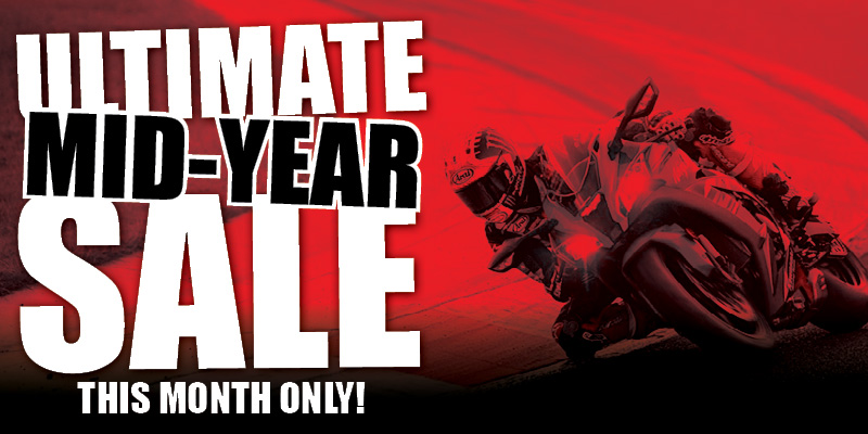 Ultimate Motorbikes - Ultimate Mid Year Sale